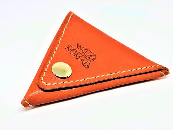 Monedero – triángulo rojo